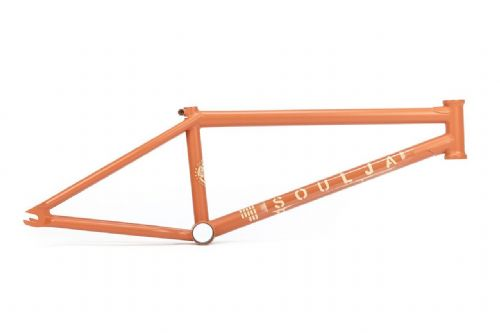 BSD Frame - Soulja 2019 - Agent Orange - 20.9""